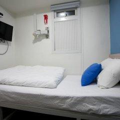 Отель K-GUESTHOUSE Insadong 2 2* Стандартный номер с различными типами кроватей фото 4