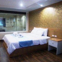 Отель The Beach Front Resort Pattaya 3* Стандартный номер с различными типами кроватей