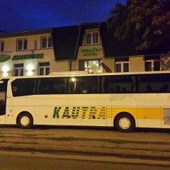 Hotel Albatross городской автобус