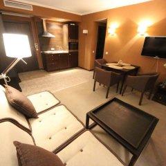 Отель Menada Apartments in Royal Beach Болгария, Солнечный берег - отзывы, цены и фото номеров - забронировать отель Menada Apartments in Royal Beach онлайн комната для гостей фото 5
