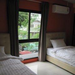 Don Mueang Airport Modern Bangkok Hotel 3* Стандартный номер с 2 отдельными кроватями