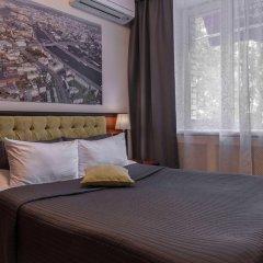 Мини-Отель Квартира №2 Стандартный номер с двуспальной кроватью фото 33