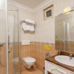 Kamer Motel Турция, Сиде - отзывы, цены и фото номеров - забронировать отель Kamer Motel онлайн ванная фото 2
