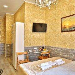 Мини-Отель Ария на Римского-Корсакова Студия с различными типами кроватей фото 23