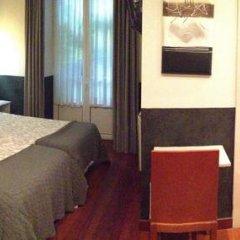 Отель Pension San Sebastian Centro 2* Стандартный номер с различными типами кроватей фото 17
