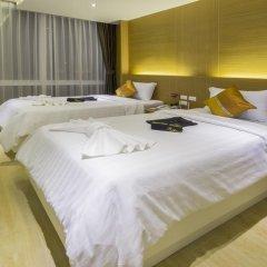 Отель Hamilton Grand Residence 3* Люкс с различными типами кроватей фото 6