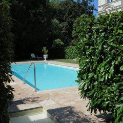 Отель Chateau De Verrieres Сомюр бассейн