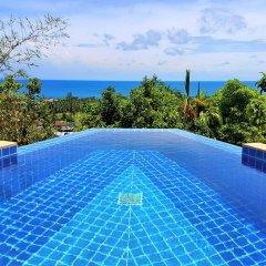 Отель The Place Luxury Boutique Villas Таиланд, Остров Тау - отзывы, цены и фото номеров - забронировать отель The Place Luxury Boutique Villas онлайн бассейн фото 2