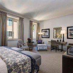Hotel De Russie 5* Номер Делюкс с двуспальной кроватью фото 2