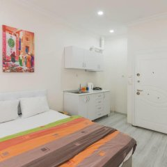 Отель Ortakoy Aparts & Suites Апартаменты с различными типами кроватей фото 5