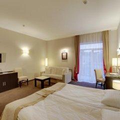 Гостиница Reikartz Dnipro 4* Улучшенный номер с различными типами кроватей фото 3