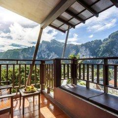Отель Krabi Cha-da Resort 4* Номер Делюкс с различными типами кроватей фото 18