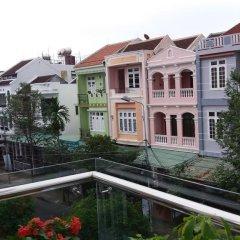 Отель House 579 Hai Ba Trung Хойан балкон