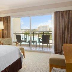 Отель Hilton Guam Resort And Spa 4* Номер Делюкс с различными типами кроватей фото 2