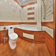 Апартаменты One Bedroom Premium Apartments Москва ванная