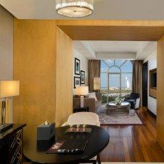 Отель Kempinski Mall Of The Emirates 5* Номер Делюкс с различными типами кроватей фото 7