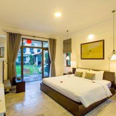 Отель Phu Thinh Boutique Resort & Spa 4* Полулюкс с различными типами кроватей фото 2