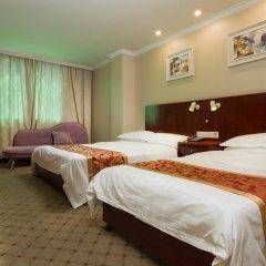 Xin Hao Sheng Hotel 2* Стандартный номер с 2 отдельными кроватями фото 3