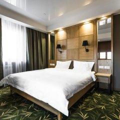 Гостиница Верба 4* Стандартный номер с различными типами кроватей фото 5