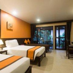 Отель Baan Chaweng Beach Resort & Spa 3* Номер Superior building с различными типами кроватей фото 8