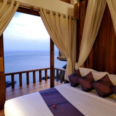 Отель Thipwimarn Resort Koh Tao 3* Стандартный номер с различными типами кроватей фото 5