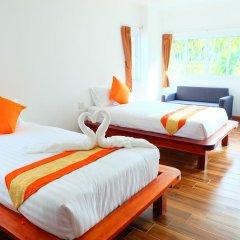 Отель Pranee Amata 3* Стандартный номер с 2 отдельными кроватями фото 2