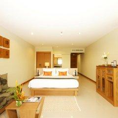 Отель The Heritage Pattaya Beach Resort 4* Номер Делюкс с различными типами кроватей фото 23