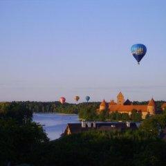 Отель Panorama Литва, Тракай - отзывы, цены и фото номеров - забронировать отель Panorama онлайн приотельная территория