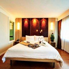 Jomtien Garden Hotel & Resort 4* Номер Делюкс с различными типами кроватей фото 24