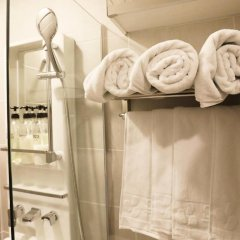 Отель STEP INN Myeongdong 1 3* Кровать в женском общем номере с двухъярусной кроватью фото 2