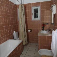 Отель Ksar Tinsouline Марокко, Загора - отзывы, цены и фото номеров - забронировать отель Ksar Tinsouline онлайн ванная фото 2