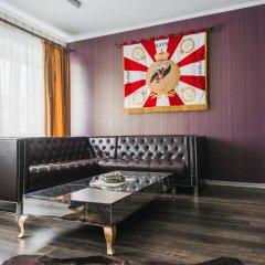 Гостиница Кутузов Номер Делюкс с различными типами кроватей фото 13