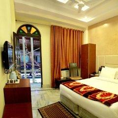 Hotel Wall City 3* Номер Делюкс с различными типами кроватей фото 5