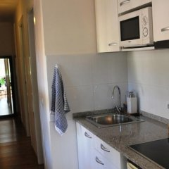 Апартаменты Tibidabo Apartments в номере
