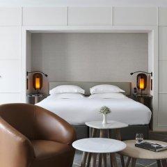 Отель Hôtel Opéra Richepanse 4* Номер Делюкс с различными типами кроватей фото 20