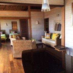 Отель Villa Ava Французская Полинезия, Муреа - отзывы, цены и фото номеров - забронировать отель Villa Ava онлайн интерьер отеля