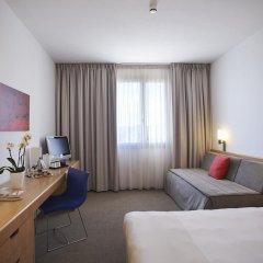 Отель Novotel Barcelona S Joan Despi 4* Стандартный номер с различными типами кроватей фото 5