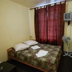 Мини-Отель Бульвар на Цветном 3* Номер Комфорт с двуспальной кроватью