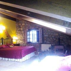 Отель Posada La Llosa de Viveda Стандартный номер с различными типами кроватей фото 5