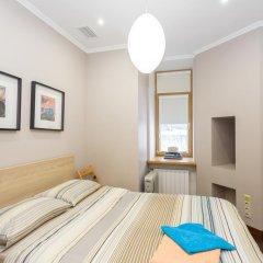 Апартаменты Four Squares Apartments on Tverskaya Апартаменты с двуспальной кроватью фото 32