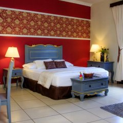 Plaza Real Boutique Hotel Копан-Руинас комната для гостей фото 3