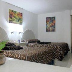 Отель Plaza Caribe Мексика, Канкун - отзывы, цены и фото номеров - забронировать отель Plaza Caribe онлайн комната для гостей фото 5