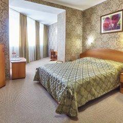 Мини-отель Малахит 2000 2* Стандартный номер с разными типами кроватей фото 9