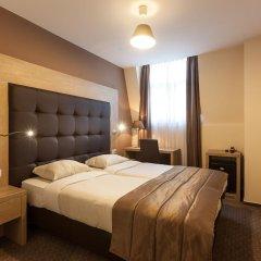 Villa Royale Hotel 3* Стандартный номер с различными типами кроватей фото 2
