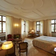 Отель Schloss Englar Аппиано-сулла-Страда-дель-Вино комната для гостей фото 3