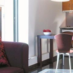 Отель Hesperia Fira Suites 5* Стандартный номер с различными типами кроватей фото 6