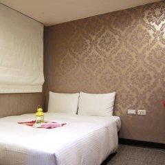 Отель Ximen Taipei DreamHouse 2* Стандартный номер с двуспальной кроватью