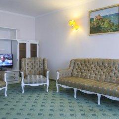 Гостиница Dnipropetrovsk Днепр комната для гостей фото 13