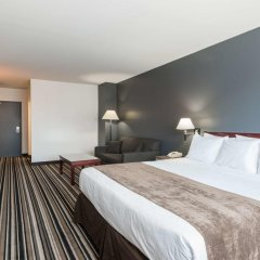 Отель Super 8 Downtown Toronto 2* Стандартный номер с различными типами кроватей фото 2