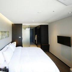 Отель Ramada Encore Seoul Magok 3* Стандартный номер с различными типами кроватей фото 7